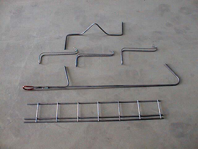 concrete lifting hooks