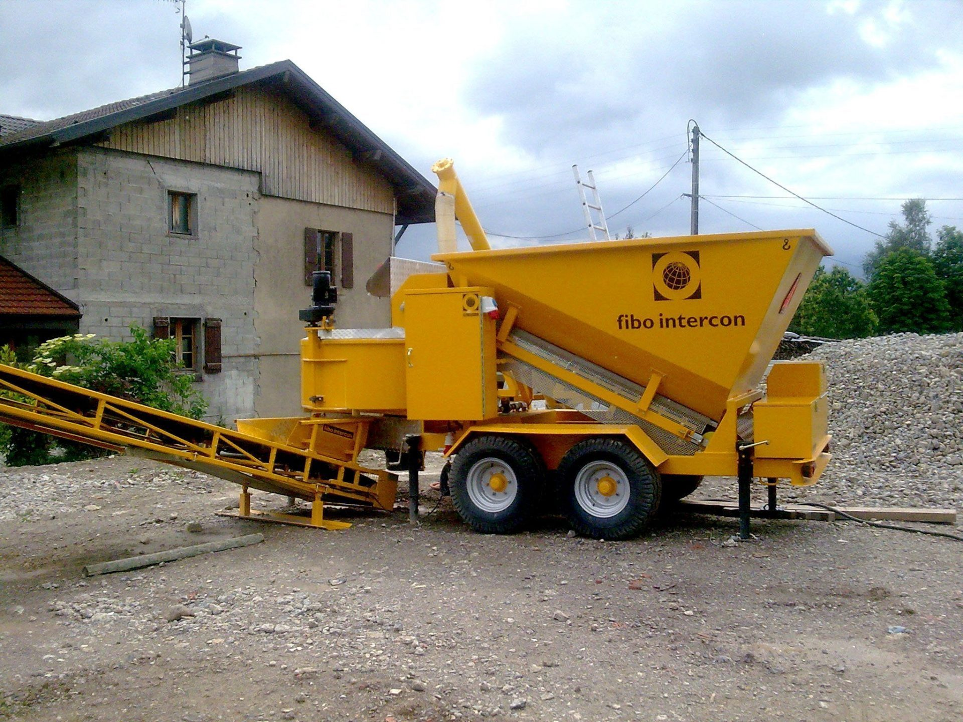 Batching Plant for Rent