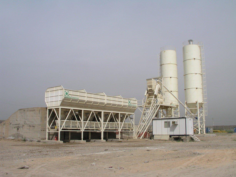 Concrete Batching Plant Productivity