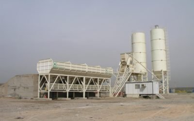 Concrete Batching Plant Productivity
