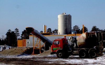Cold Weather Concrete Production