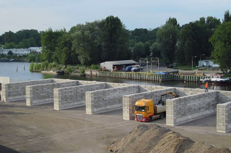 How To Make Concrete Blocks