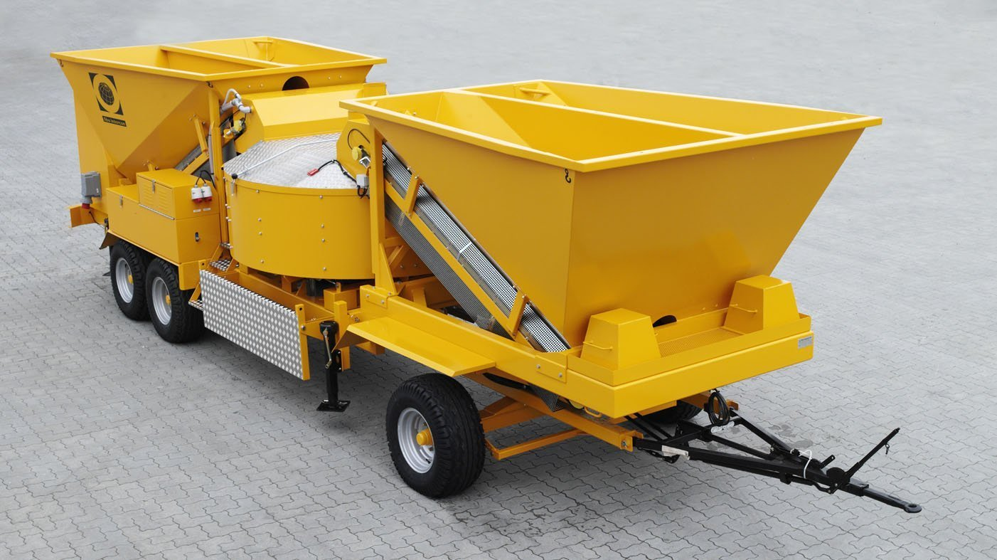 Mobile Batching Plant M2200