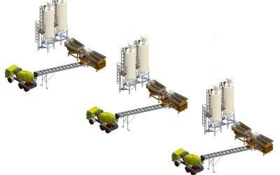 Agile Concrete Plant Management