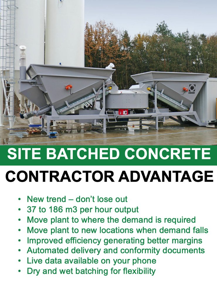 concrete batching plant brochure pdf