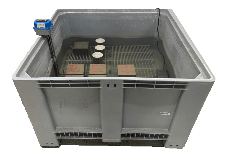 Concrete Testing Lab